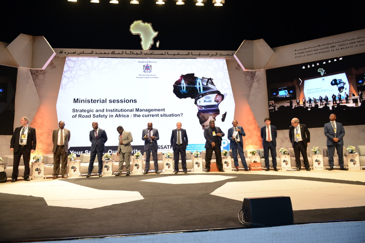First African Road Safety Forum in Marrakech