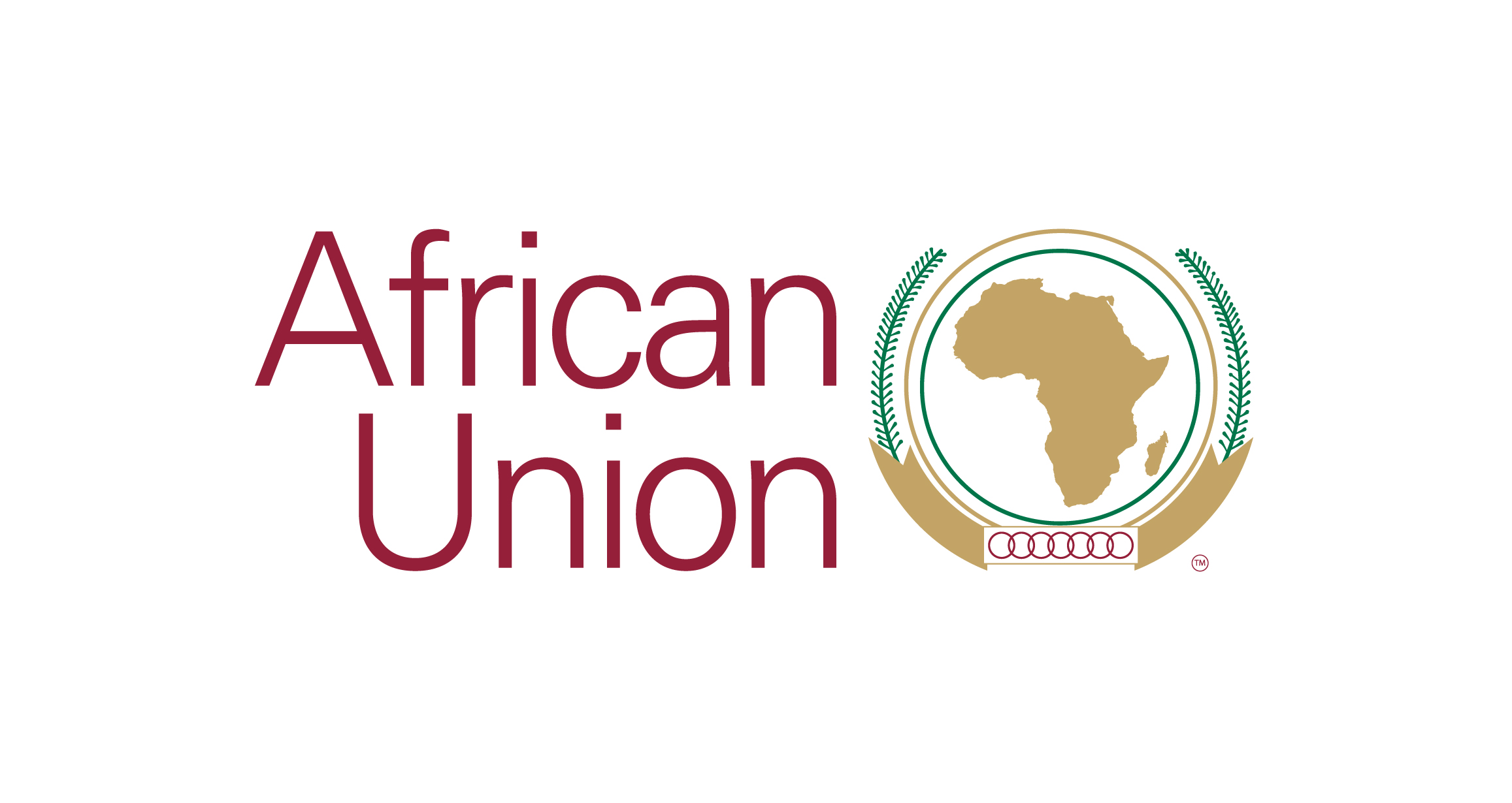 Logo of the African union