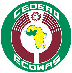 Logo of Economic Community of West African States (ECOWAS)