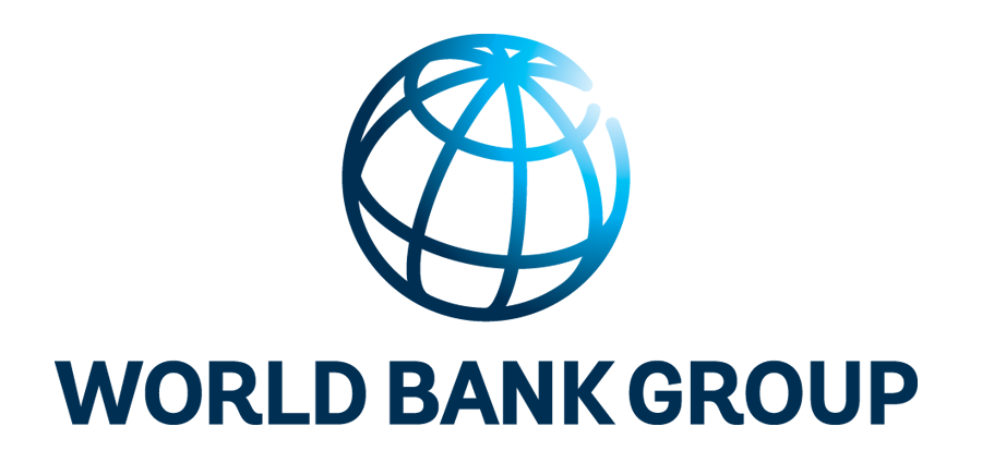 Logo of the World Bank Group (WBG)