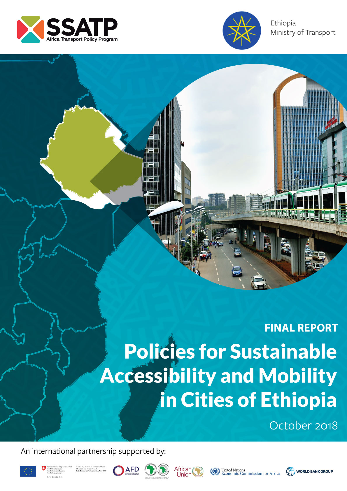 Policies for Sustainable Accessibility and Mobility in Cities of Ethiopia - Policy & Strategy Paper