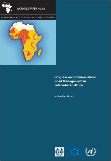 Progress on Commercialized Road Management in Sub-Saharan Africa