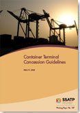 Container terminal concession guide