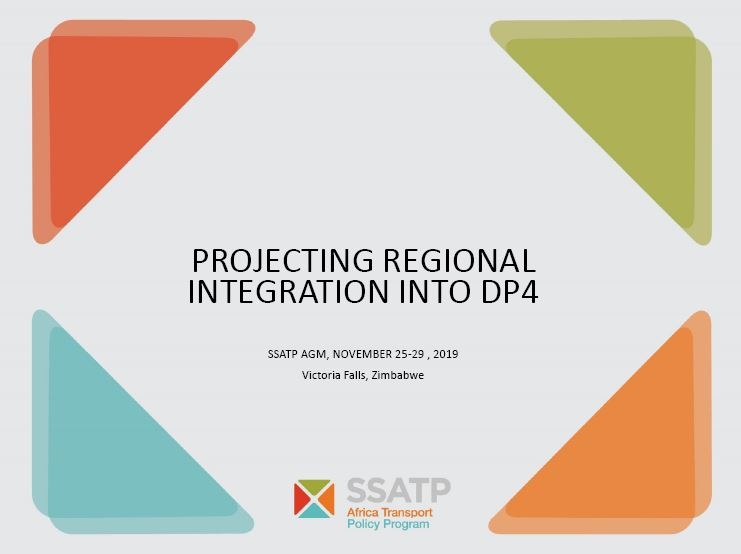 Projecting Regional Integration in DP4