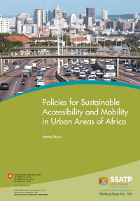 Policies for Sustainable Accessibility and Mobility in Urban Areas of Africa