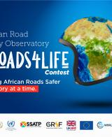 Announcing ARSO's #Roads4Life Storytelling Contest