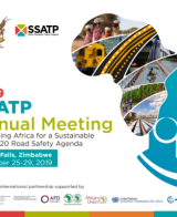 Zimbabwe Hosts SSATP's 2019 Annual General Meeting in Victoria Falls