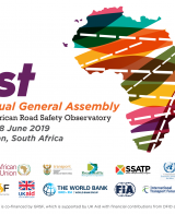 First General Assembly of the African Road Safety Observatory (ARSO)