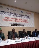 TRANSIT WORKSHOP FOR WEST AND CENTRAL AFRICA: SSATP – WCO – IRU – ALCO