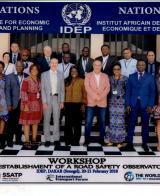 1st ARSO Workshop in Dakar: Towards the Establishment of a Road Safety Observatory in Africa