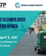 WEBINAR: Safer and Cleaner Used Vehicles for Africa