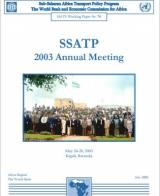 2003 Annual Meeting Proceedings