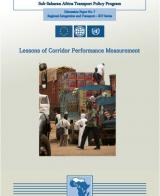 Lessons of Corridor Performance Measurement