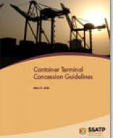 Container Terminal Concession Guidelines