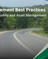 Road Management Best Practices: Integrating Road Safety and Asset Management