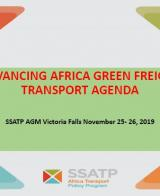 Advancing Africa Green Freight Transport Agenda