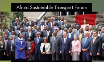 Africa Sustainable Transport Forum (ASTF) 2014: Agenda & Proceedings